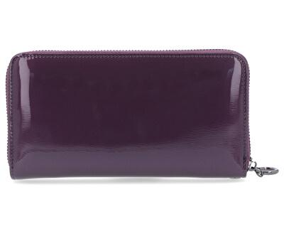 Dámska kožená peňaženka 2102G Fialová