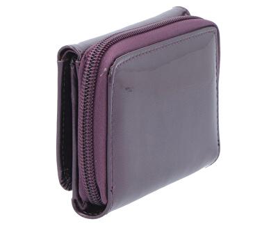 Dámska kožená peňaženka 2105G Fialová