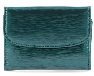 Dámska kožená peňaženka 2106G Zelená