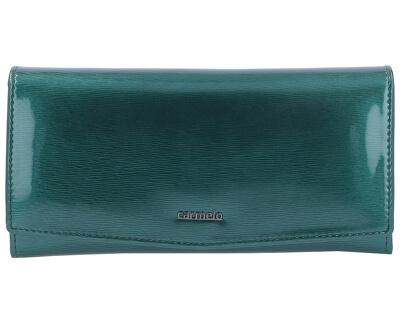 Dámska kožená peňaženka 2109G Zelená