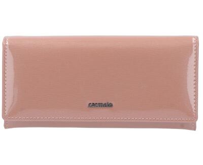 Dámska kožená peňaženka 2110G Ružová