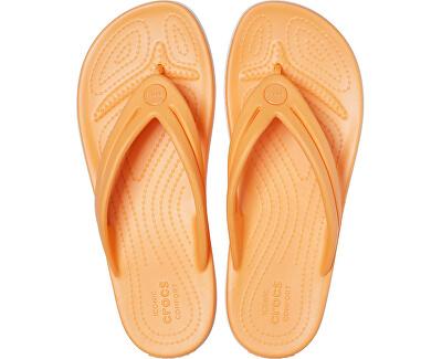 Damen Flip Flops Crocband W Cantaloupe 206100-801