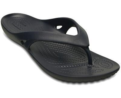 Crocs Albastru flip flops Femei Women`s Kadee II Flip Navy 202492-410