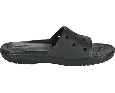Flip Flops Classic Crocs Slide schwarz 206121-001
