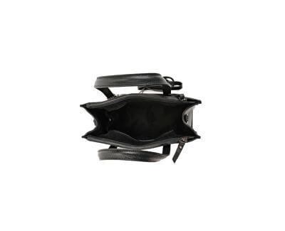 Kožená kabelka SS19CF1466 Nero