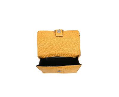 Kožená kabelka SS19CF8110 Senape
