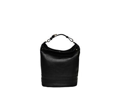 Kožená kabelka SS19CF CFP10 Nero