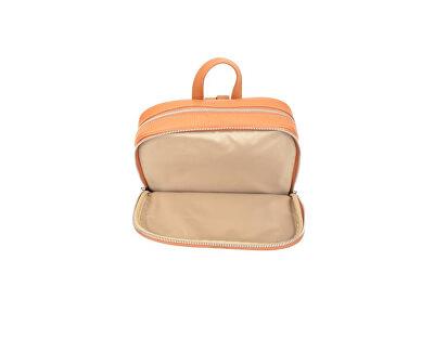 Kožený batoh SS19CF1461 Cognac