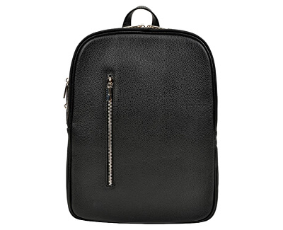 Kožený batoh SS19CF1461 Nero