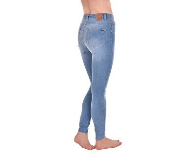 Dámske džínsy Belinda Bleachused 7853805