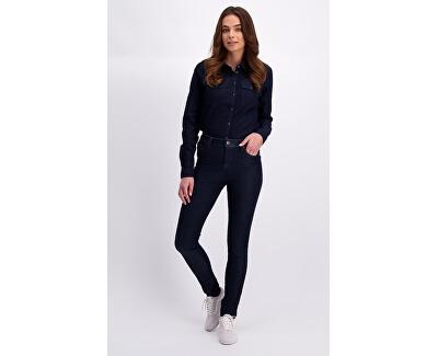 Dámske džínsy Belinda Blue Rinsed 7853802
