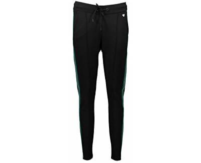 Dámske nohavice Lige Black Check 4046101