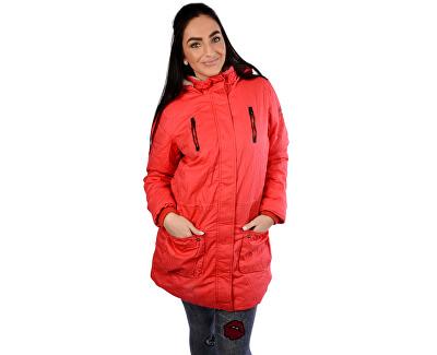 Dámská červená bunda Tummy Red 4866460