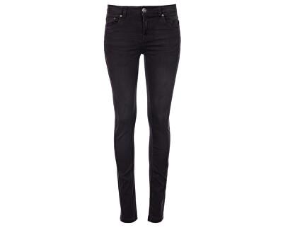 Cars Jeans Pantaloni negri pentru femei Tyra Blackused 7509141.33