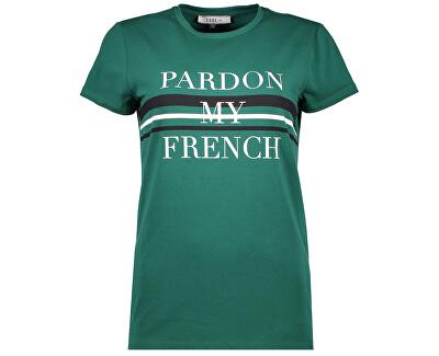 Dámske tričko Fanette Green 4036155