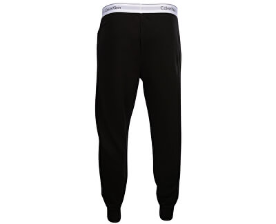 Férfi sportnadrág Modern Cotton Stretch Lounge Jogger NM1356E -001 Black