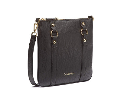 Női crossbody kézitáska CK Sonoma Bubble Lamb Novelty North/South