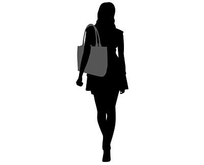 Femeile handbag Mellow Tote Black
