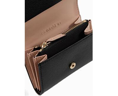 Portofel pentru femei Enfold Card Black