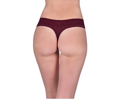 Dámske nohavičky Thong Phoebe w/manic red patch QF4920E-XP2