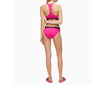 Női bikini alsó  Classic Bikini KW0KW00942-TZ7 Pink Glo