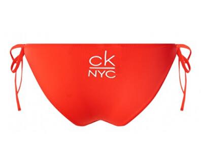 Női bikini alsó String Side Tie KW0KW00937-XBG High Risk