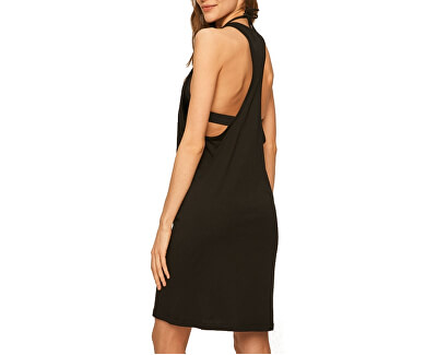 Női ruha Tank Dress KW0KW01020-BEH PVH Black