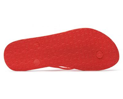 Dámské žabky FF Sandal KW0KW00395-659 Mandarine Red