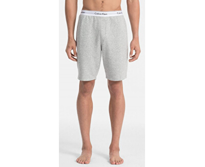 Pánske kraťasy Short NM1358E-080 Grey Heather