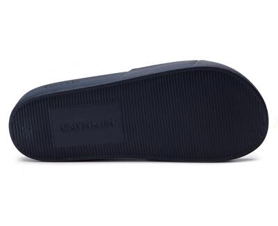 Pánské pantofle Slide KM0KM00375-470 Blue Shadow