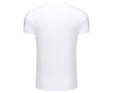 Férfi pólóCK Sleep Cotton S/S Crew Neck NB1164E-100 White Whit Logo