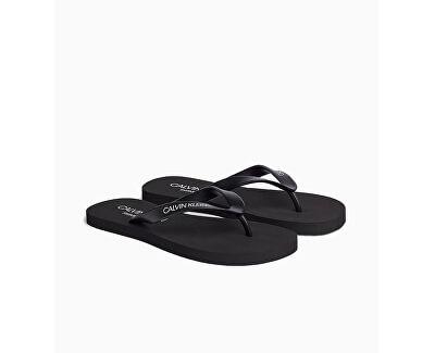 Férfi flip-flop papucsFf Sandals KM0KM00497-BEH Pvh Black