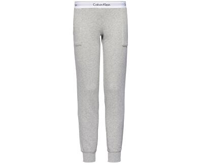 Dámske tepláky Modern Cotton Line Extension Bottom Pant Jogger QS5716E -020 Grey Heather