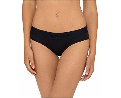 Női alsóneműTonal Logo Bikini QF4943E-001 Black