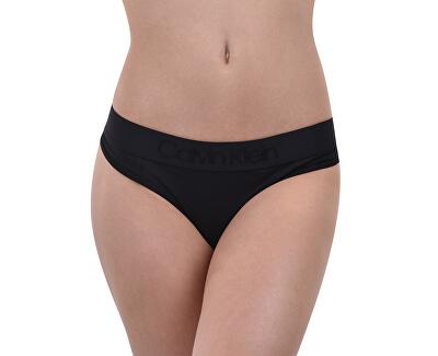 Dámské kalhotky Tonal Logo Thong QF4942E-001 Black