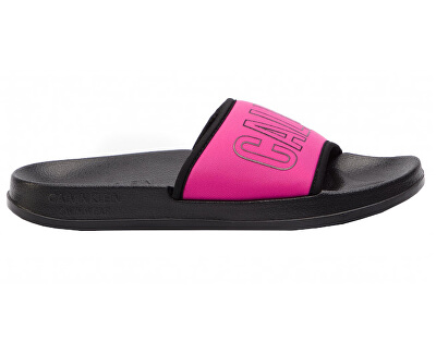 Dámské pantofle Slide KW0KW00728-507 Beetroot Purple