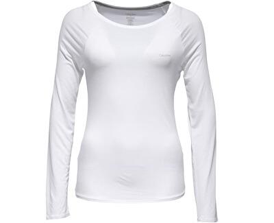 Dámske tričko L / S Top QS5493E-100 White