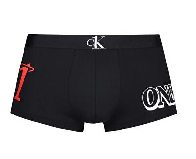 Férfi boxeralsóCK One Low Rise Trunk NB2353A-001 Black