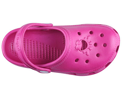 Big Frog papuci pentru copii Fuchsia NEW 8101-100-3600