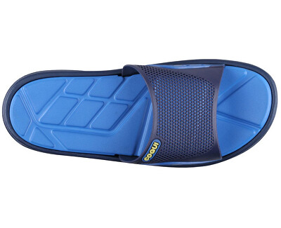 Pánské pantofle Melker Navy/Blue 6194-100-2120