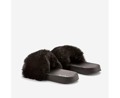 Dámské pantofle Furry 9752-900-2222