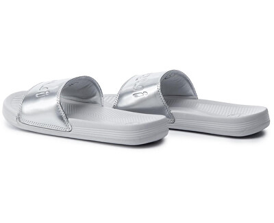 Női papucs Sana Khaki Grey / Silver 6343-100-4699