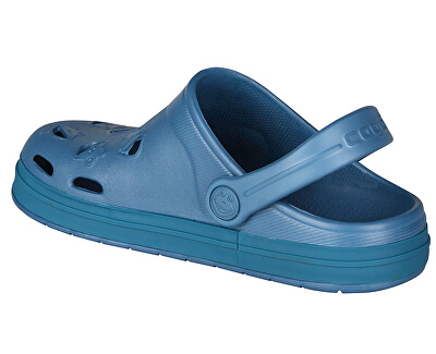 Detské šľapky Froggy Niagara Blue Prblm 8802-404-5151