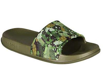 Gyerek papucs Tora Army Green Camo 7083-203-2600
