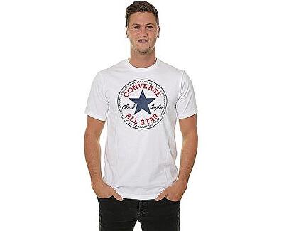 Pánské triko Chuck Patch Tee White
