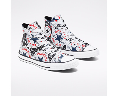 TurnschuheChuck Taylor All Star Black/Multi/White