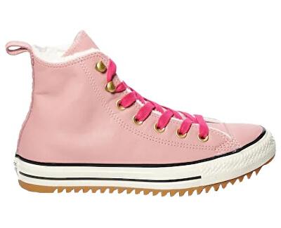 Converse Dámské kotníkové tenisky Chuck Taylor All Star Hiker Boot Rust Pink/Pink Pop