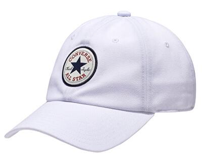 Kšiltovka Tipoff Chuck Base ball MPU White