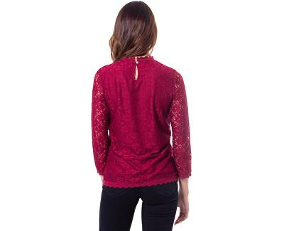 Dámska blúzka Blus Mila Rojo Oscuro 19WWBW69 3029
