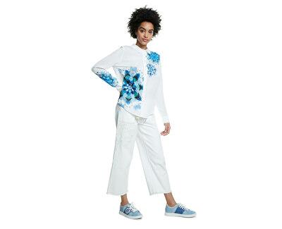 Dámská košile Cam Vicenza Blanco 20SWCW71 1000
